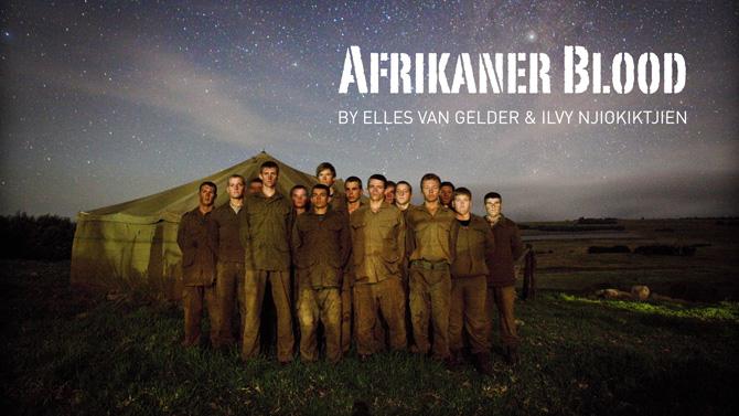 Afrikaner Blood