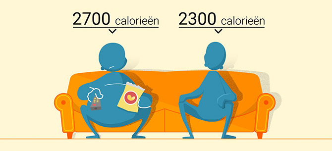 De Kennis Van Nu – Afvallen met Diederik