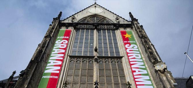 Nieuwe Kerk Suriname Tentoonstelling