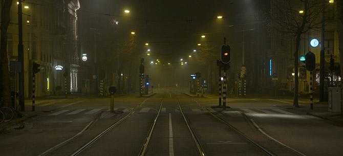 Gaten in de stad